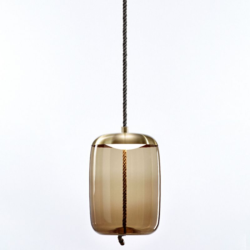 Pendant lamp Bano U P18 GL