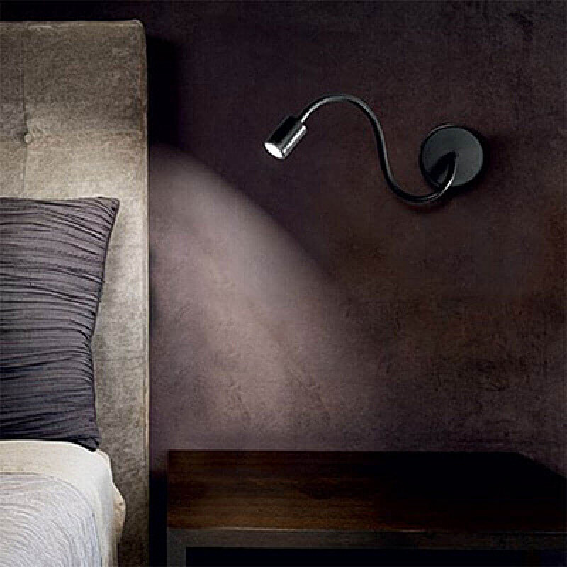 Wall lamp FOCUS-1 AP Cromo