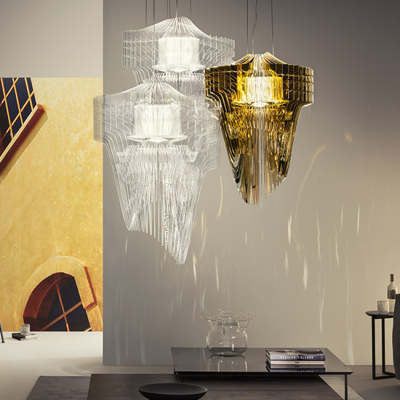 Suspension lamp ARIA Ø 50 cm