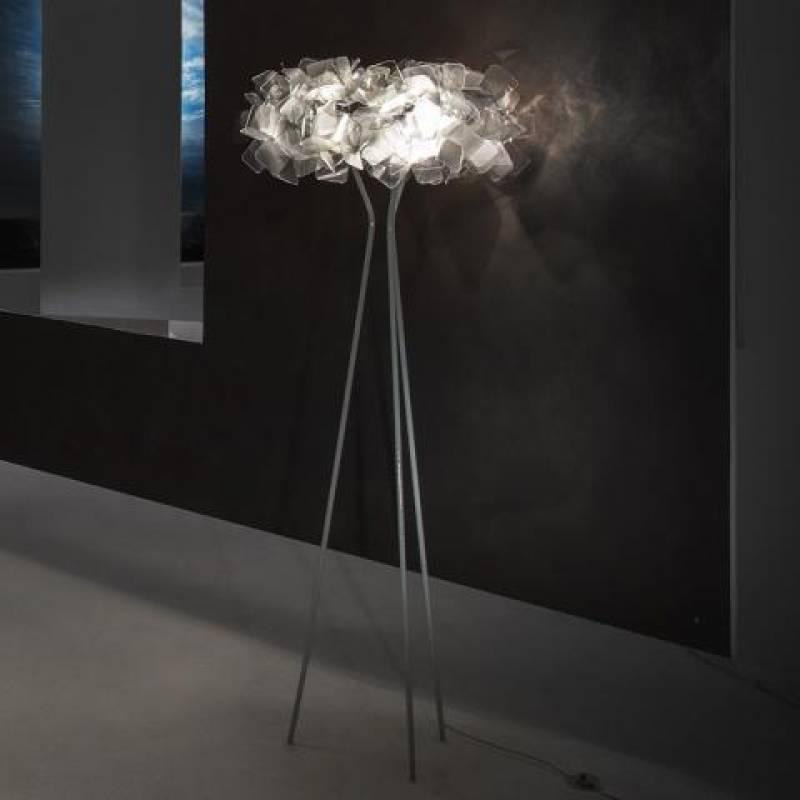 Floor lamp CLIZIA Black