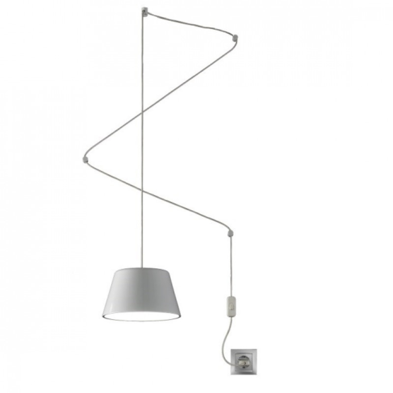 Pendant lamp SENTO Ø 22 cm