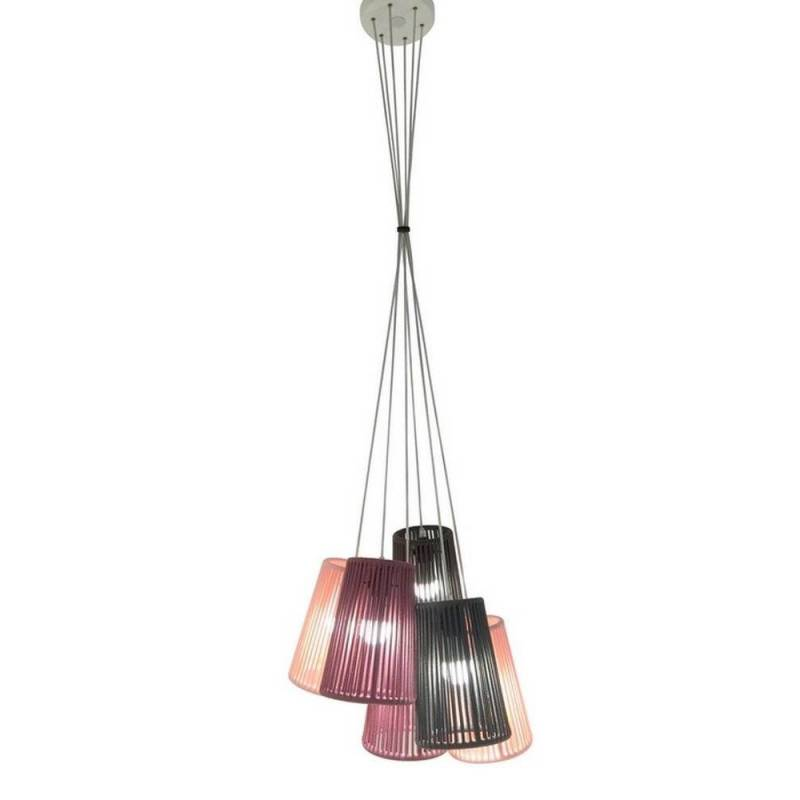 Pendant lamp BOUQUET POP-4