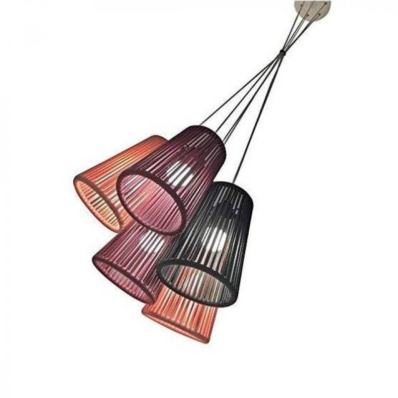 Pendant lamp BOUQUET POP 6
