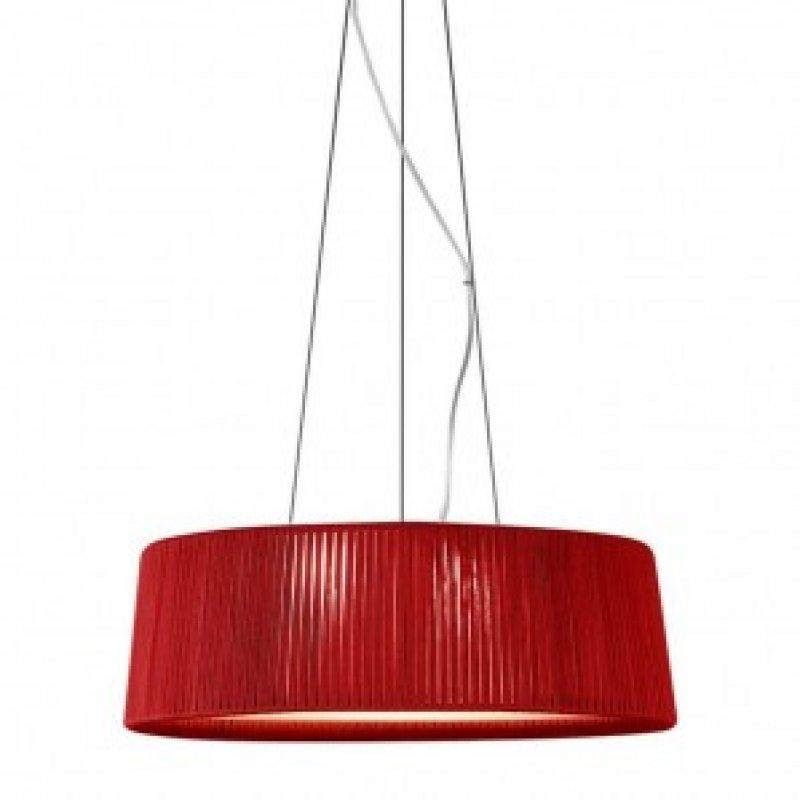 Pendant lamp DRUM Ø 80 cm