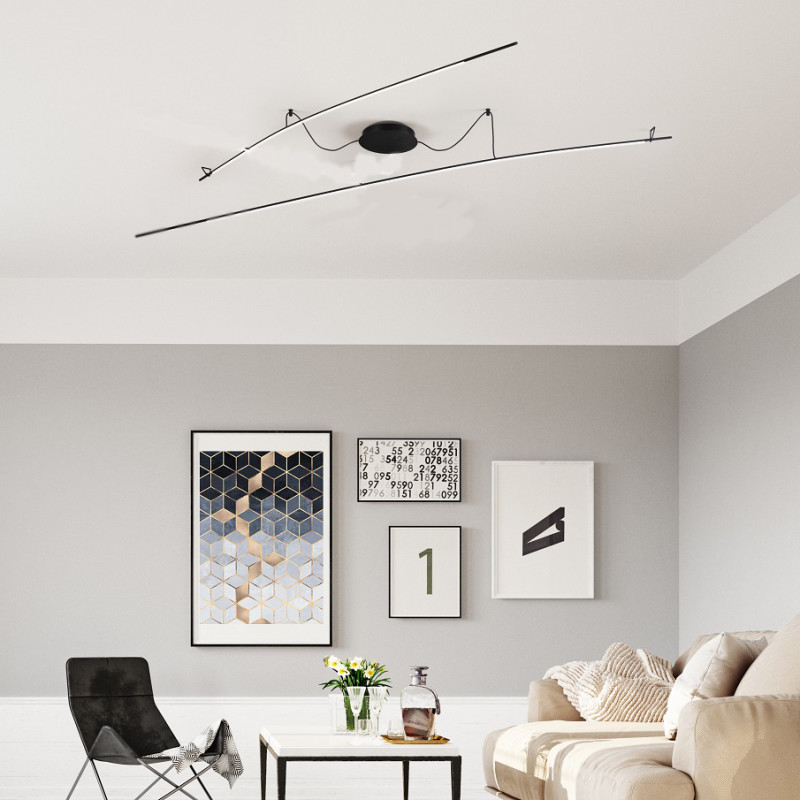 Pendant lamp RITA CROSS 2