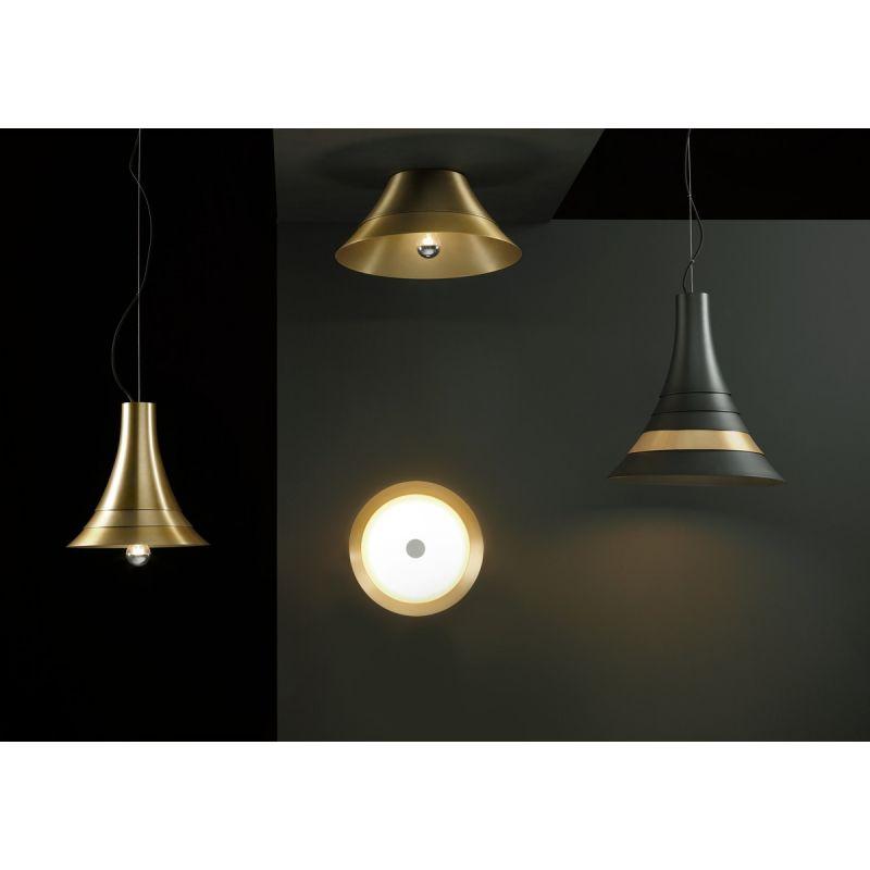 Wall lamp BATO 35 BRASS