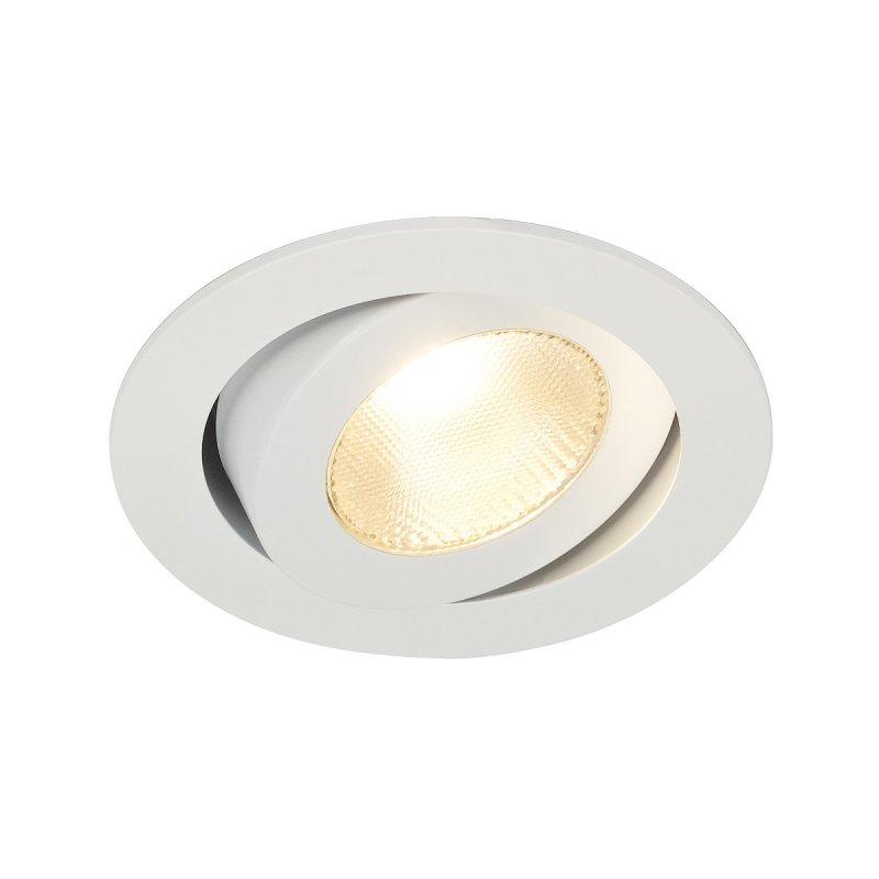 Recessed lamp CONTONE ROUND LED