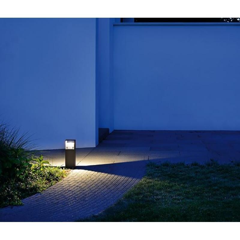 Garden lamp LOGS