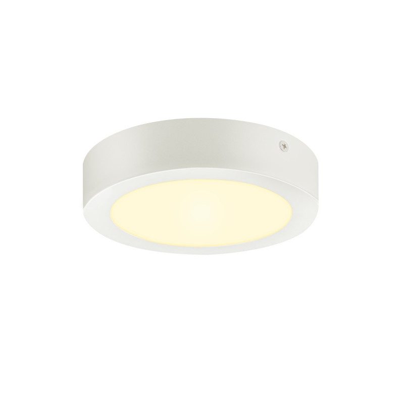 Ceiling lamp LIPSY SENSER ROUND LED