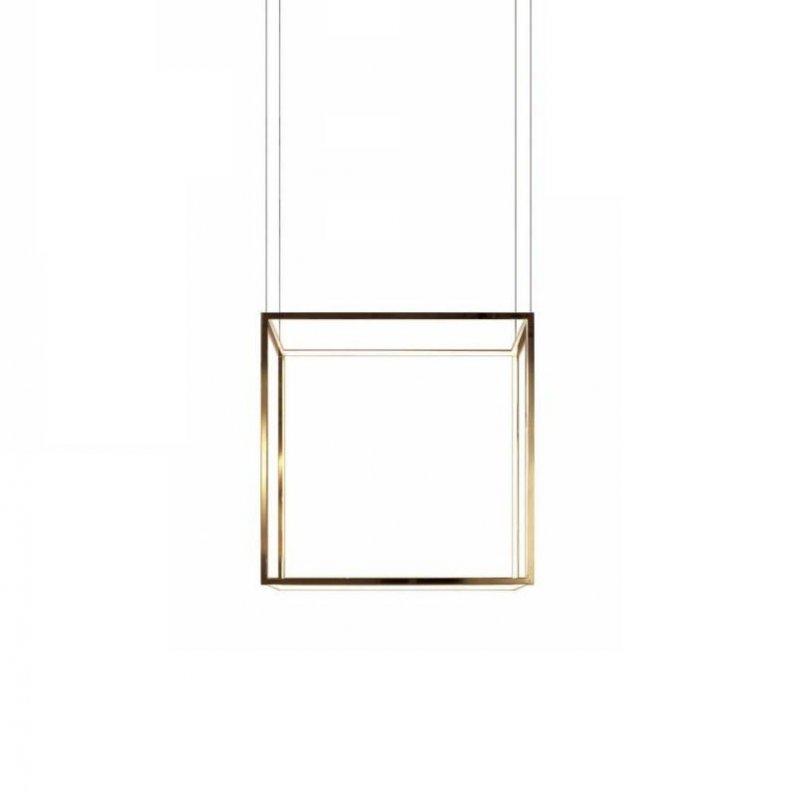 Pendant lamp CUBE - X 44 cm