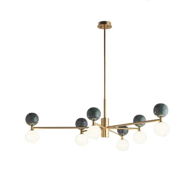 Pendat lamp DALT C1280/6