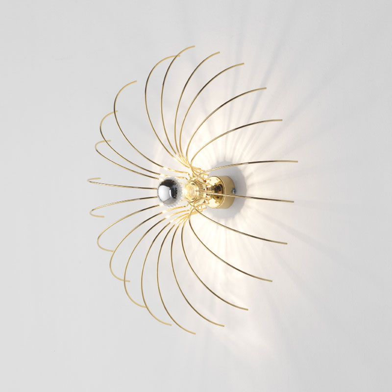 Wall lamp SPIDER Ø 30 cm
