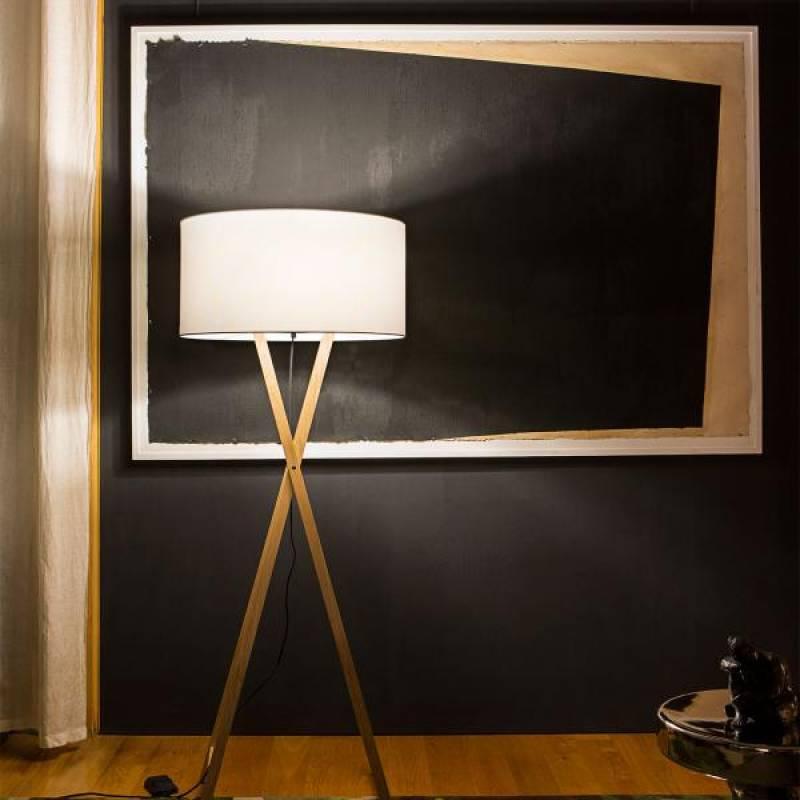 Floor lamp CALA Ø 57 cm