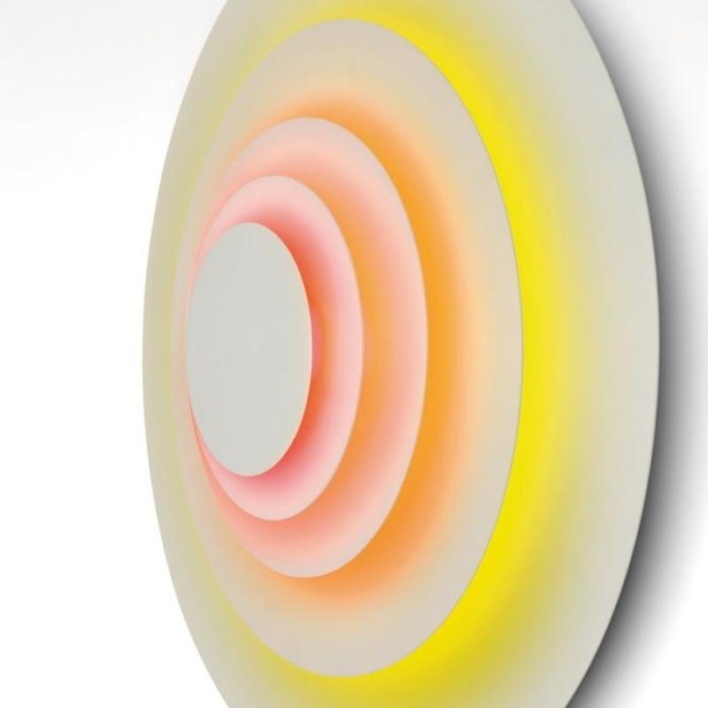 Ceiling-wall lamp Concentric S Ø 61 cm