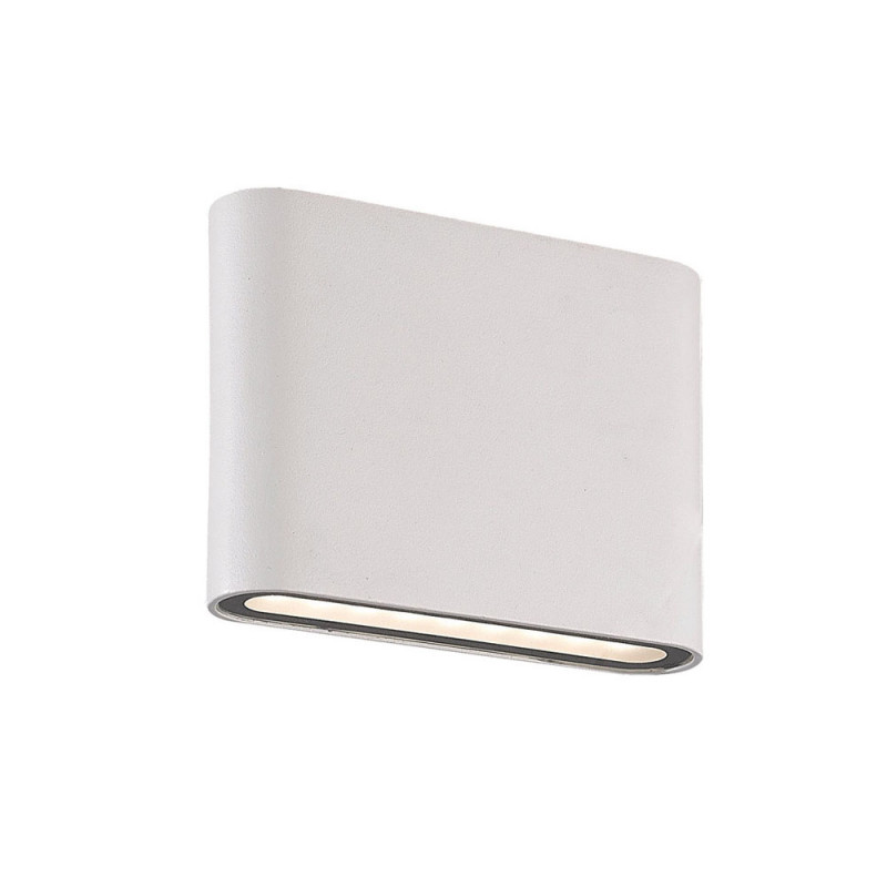 Wall lamp Viokef White Argon