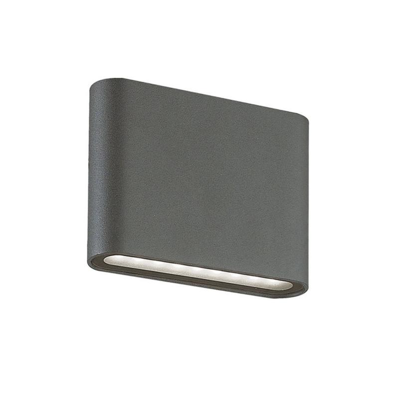 Wall lamp Viokef Dark Gray Argon