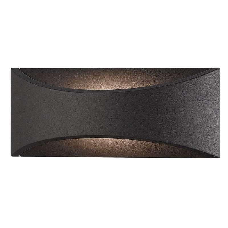 Wall lamp Viokef Dark Gray Dokos