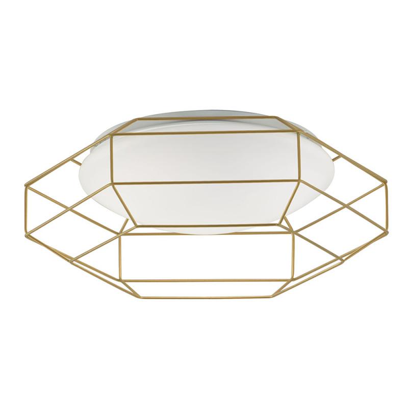 Ceiling lamp Viokef Gold Monte
