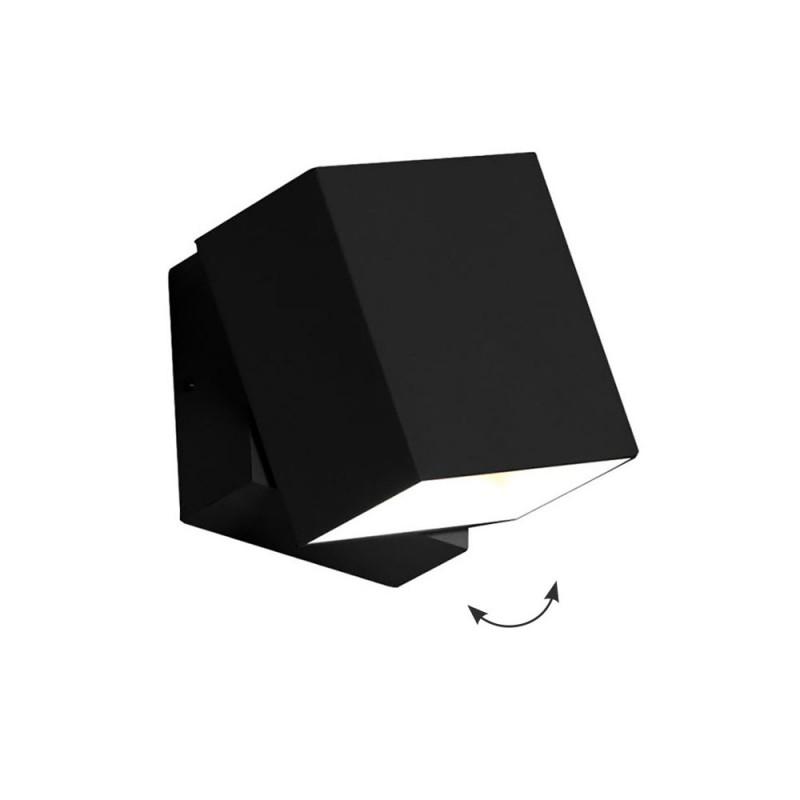 Adjustable wall lamp Viokef Quadro