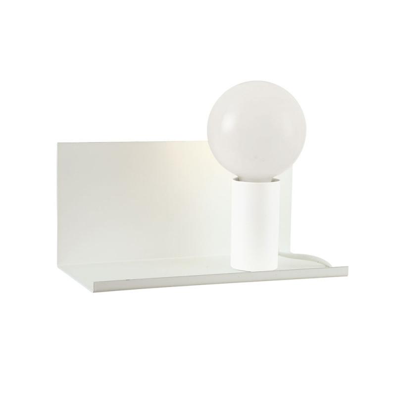 Wall lamp Viokef White Simi