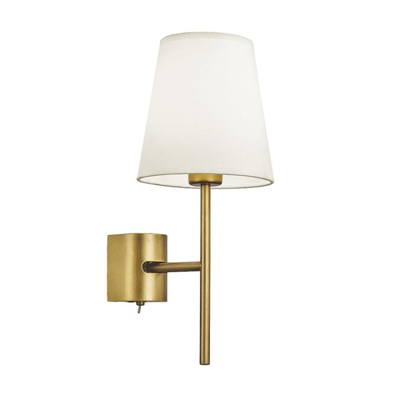 Wall lamp Viokef Gold Sonia