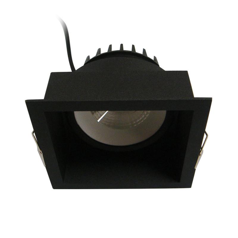 Viokef Black Top-Spot Adjustable Square Frame