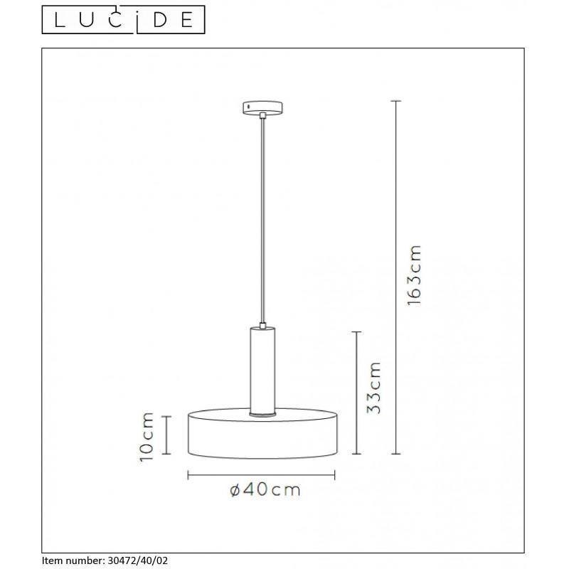Pendant lamp GIADA Ø 40 cm