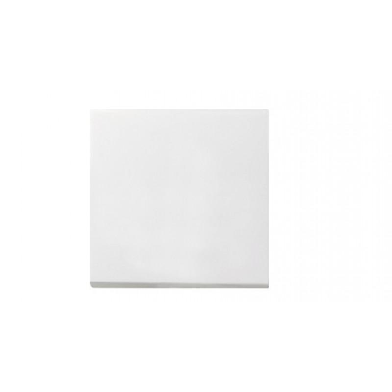 Intermediate switch white, glossy F100