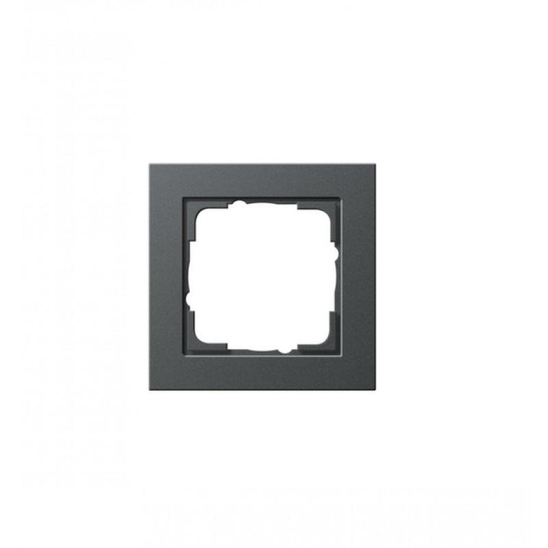 Frame white, glossy E2