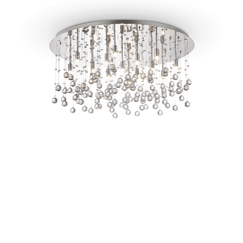 Ceiling lamp MOONLIGHT PL15 Chromo