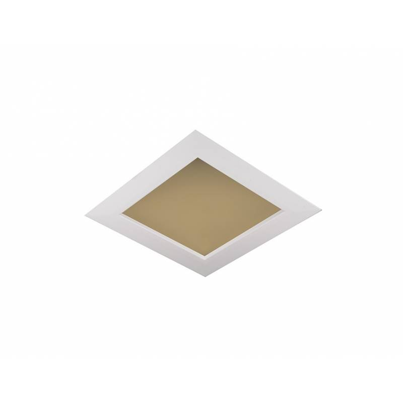 Downlight lamp TINA SQUARE 10,9 x 10,9 cm