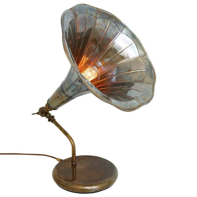 Table lamp GRAMOPHONE