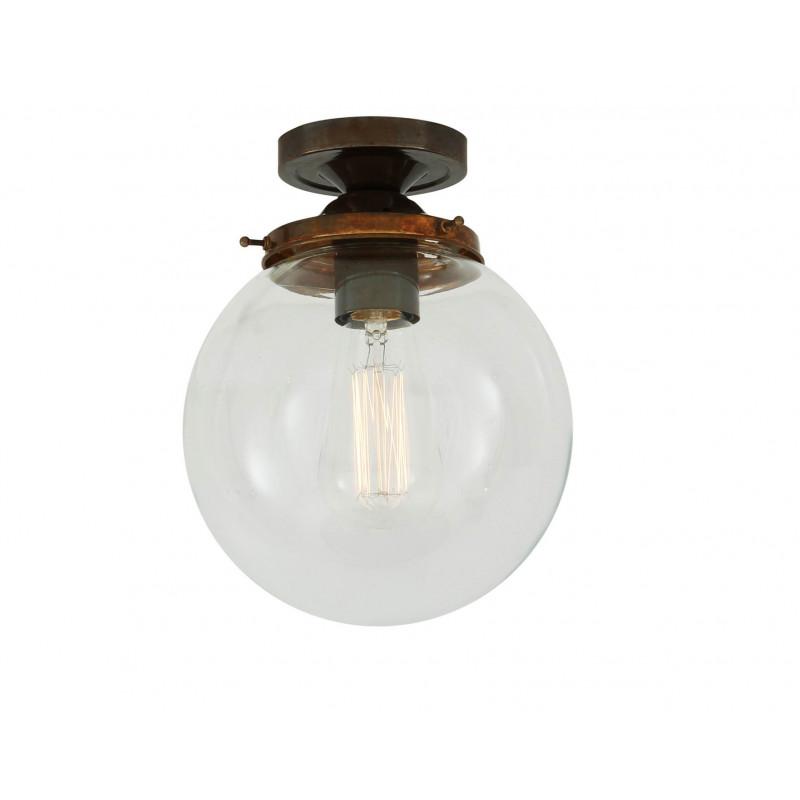 Ceiling lamp RIAD GLOBE Ø 20 cm