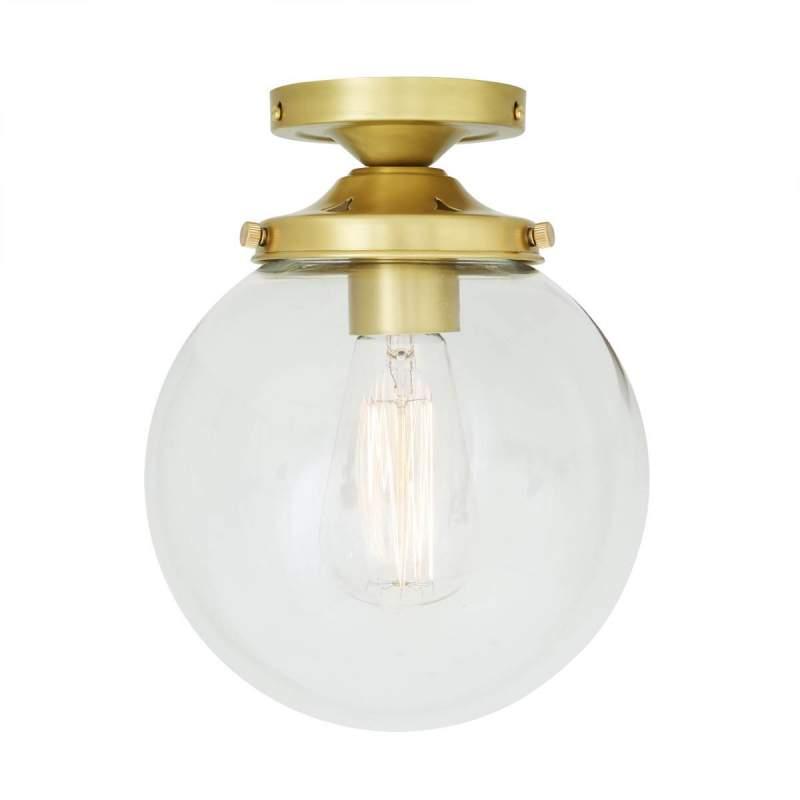 Ceiling lamp RIAD GLOBE Ø 30 cm
