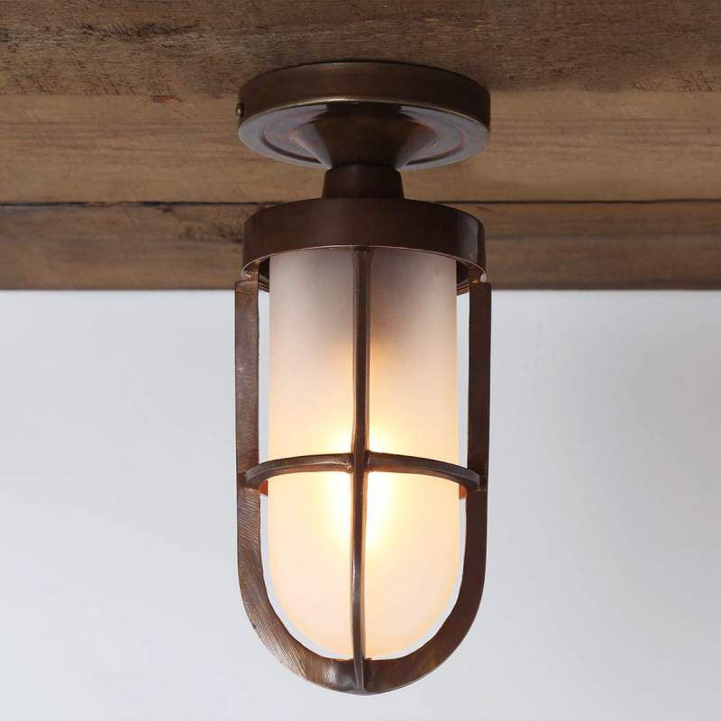 Ceiling lamp OREGON A CAGE