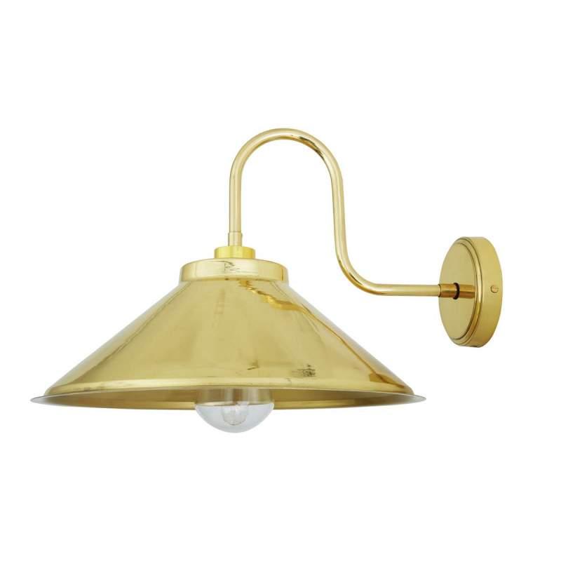 Wall lamp NERISSA SWAN NECK