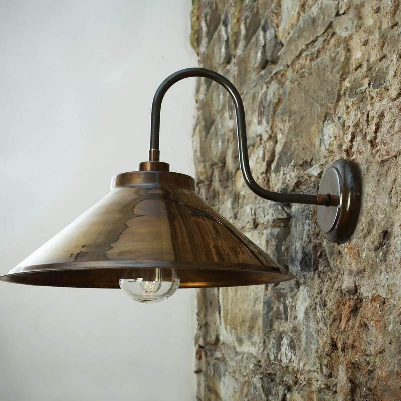 Wall lamp NERISSA SWAN NECK