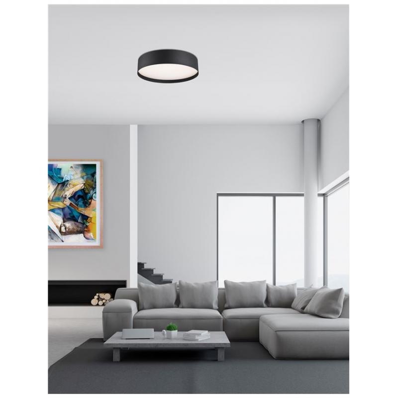 Ceiling lamp DIZON Ø 45 cm