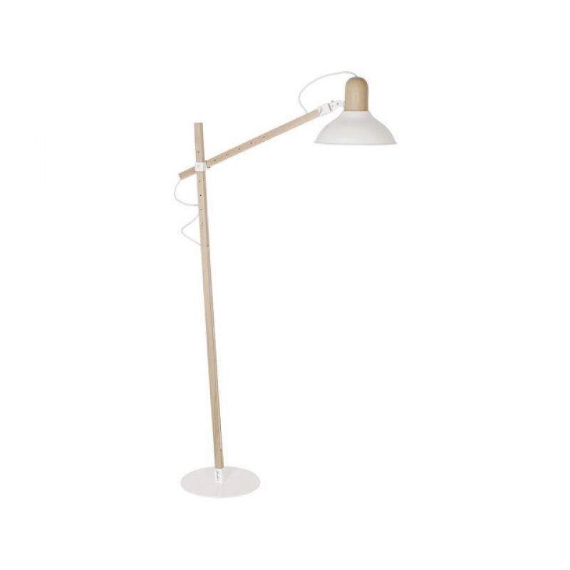 Floor lamp WOOD BOY