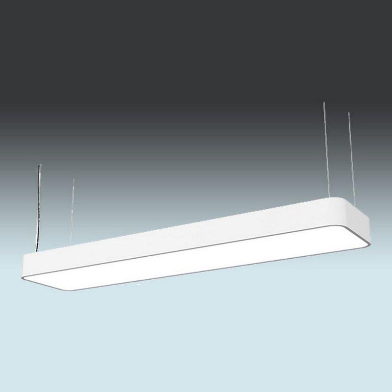 Pendant lamp SOFT LED 90 x 20 cm