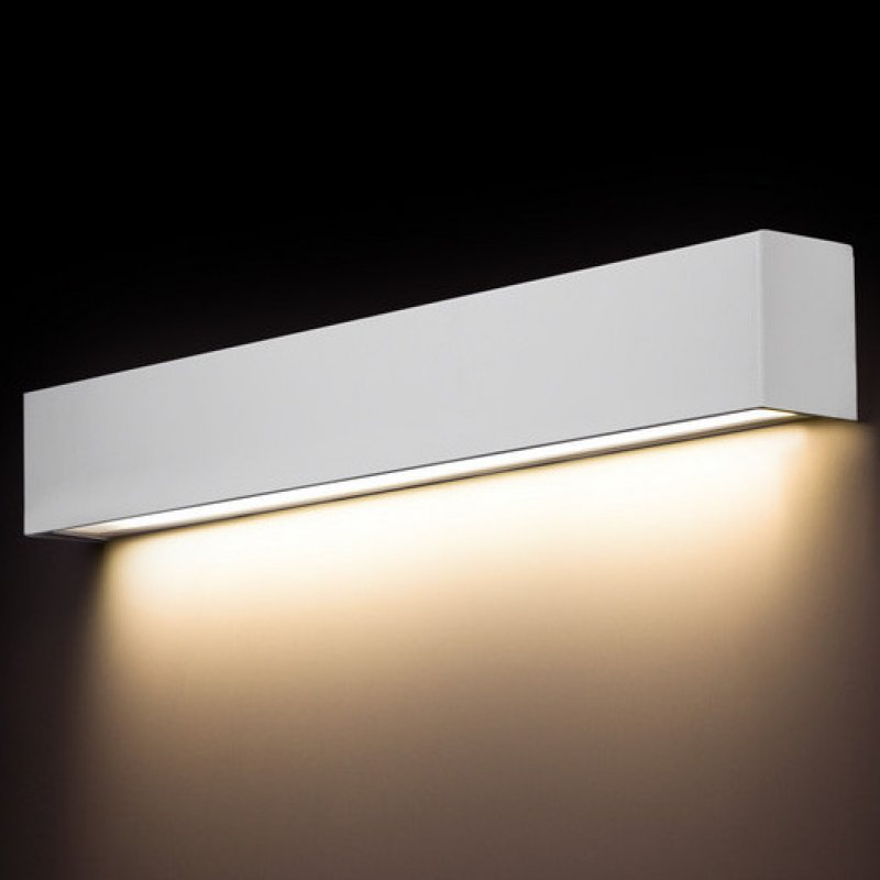 Wall lamp STRAIGHT LED WALL S