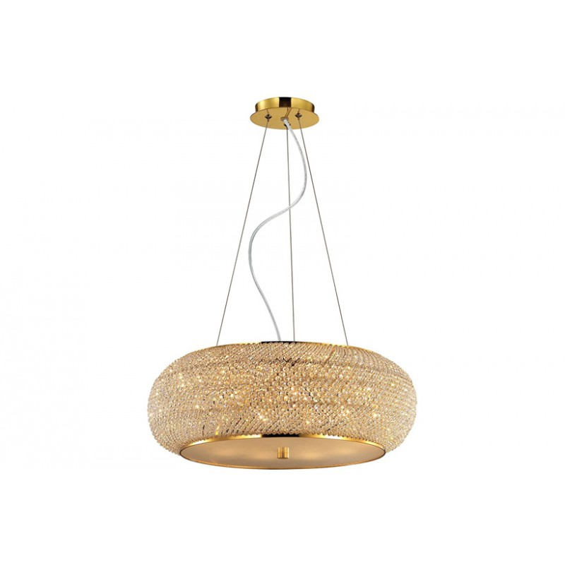Chandelier PASHA SP10 Gold