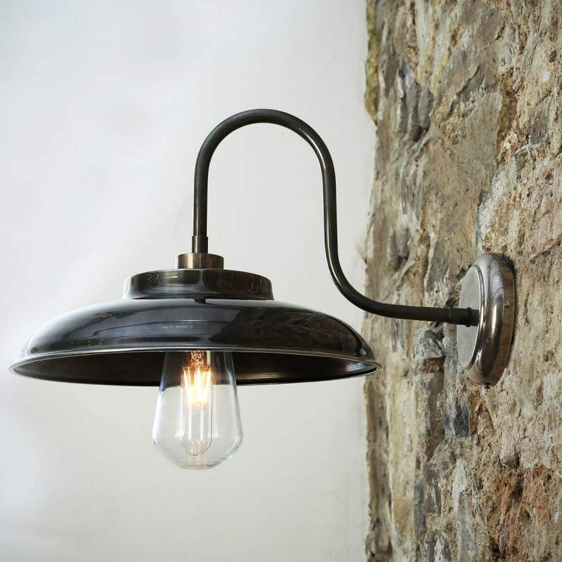 Wall lamp DARYA SWAN NECK