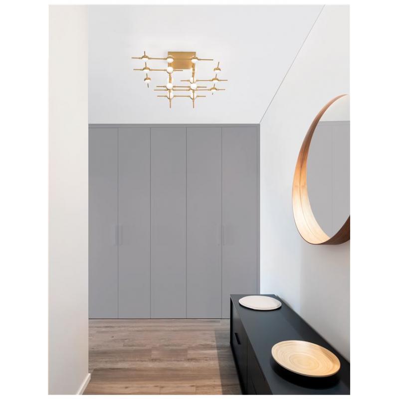 Ceiling lamp ATOMO GOLD