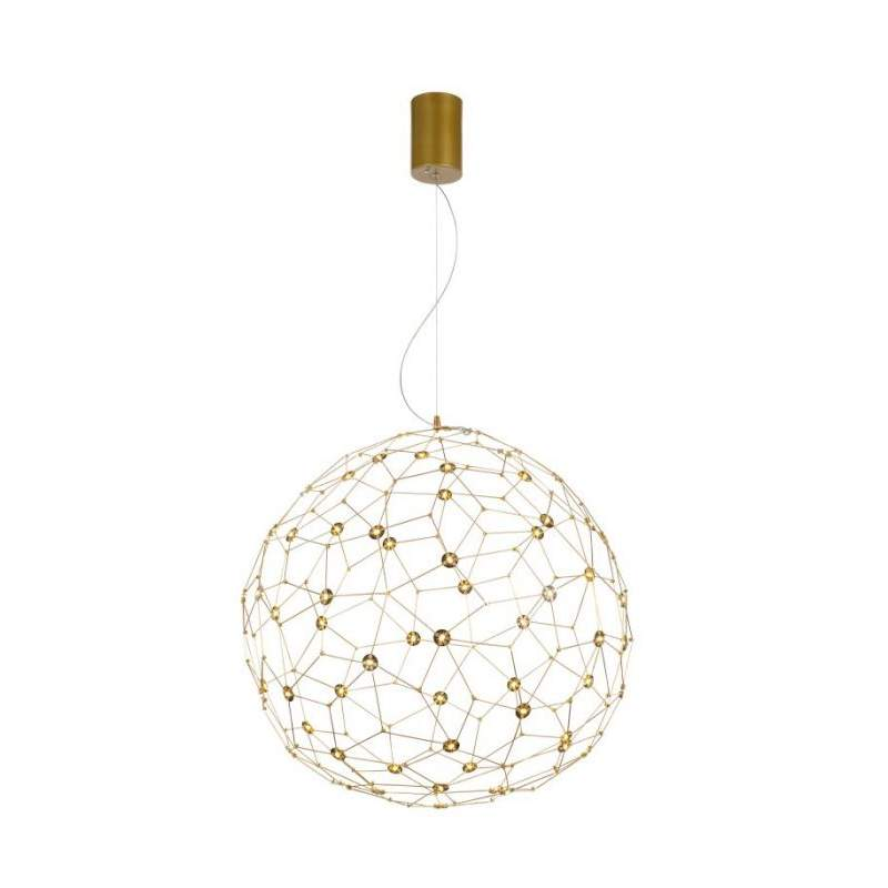 Pendant lamp SOLE Ø 60 cm GOLD