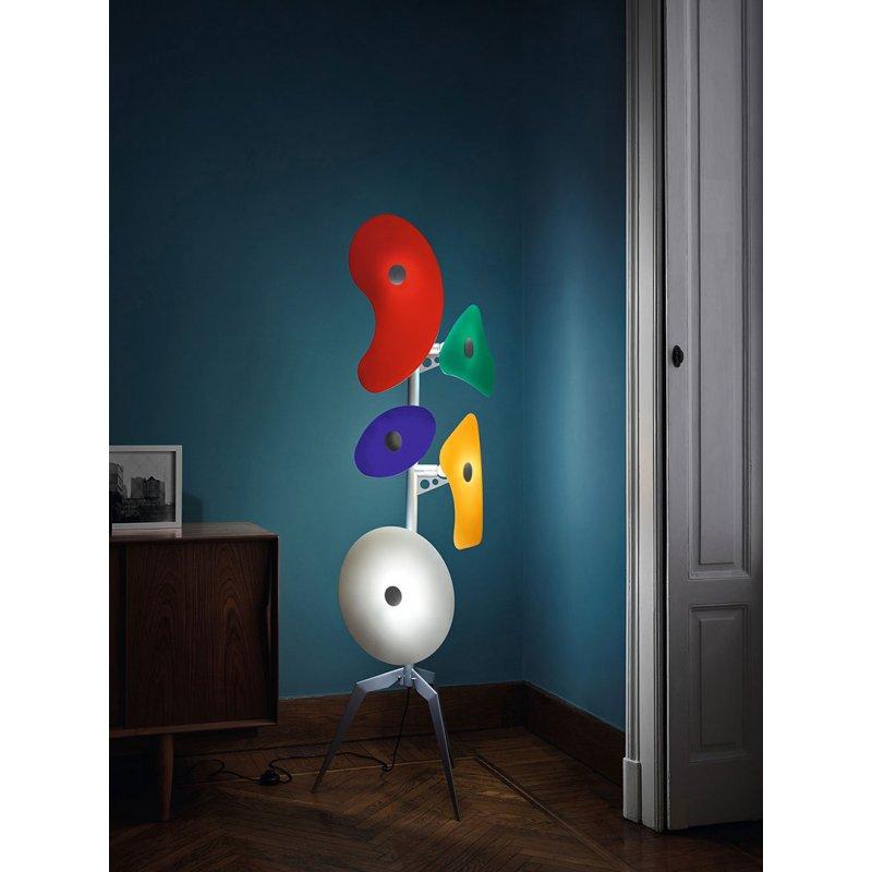 Floor lamp Orbital