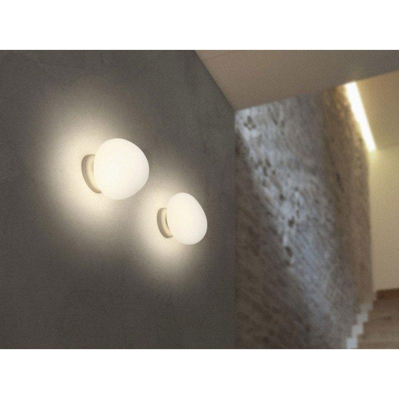 Wall lamp Gegg Piccola Ø 13 cm