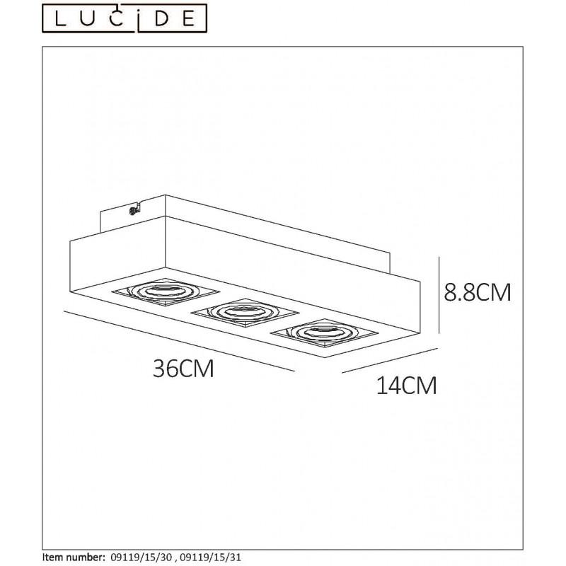 Ceiling lamp XIRAX