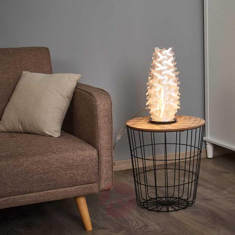 Table lamp Cactus Gold Medium Ø 26 cm