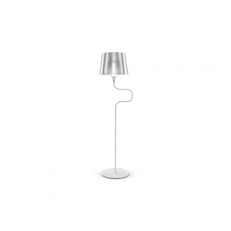 Floor lamp LIZA White
